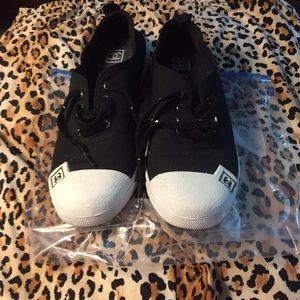 Chanel tennis shoes